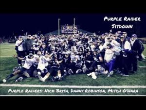 Purple Raider Sitdown: Nick Brish, Danny Robinson, Mitch O'Hara