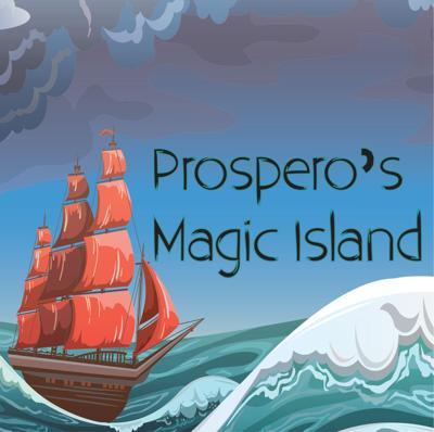 Prospero's Magic Island Poster