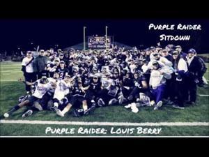 Purple Raider Sitdown: Louis Berry