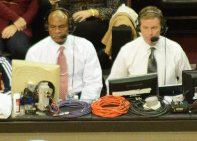 Austin Carr and Fred McLeod