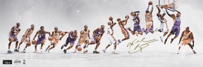 Kobe Bryant 'Through the Years'