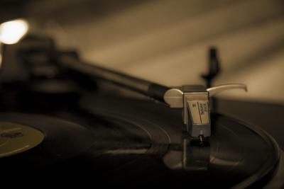 102:365 Gramophone player