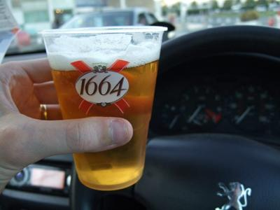 Drinking and driving