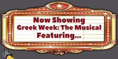 Greek Week: The Musical