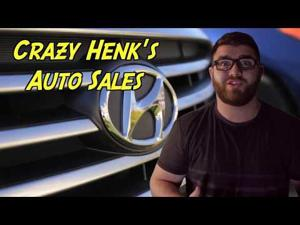 Crazy Henk Car Commercial