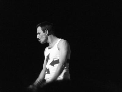 Angry Freddie