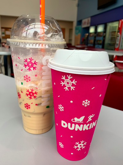 Dunkin seasonal drinks