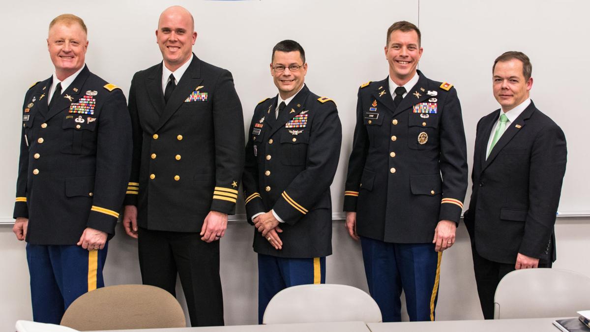 War College Presenters