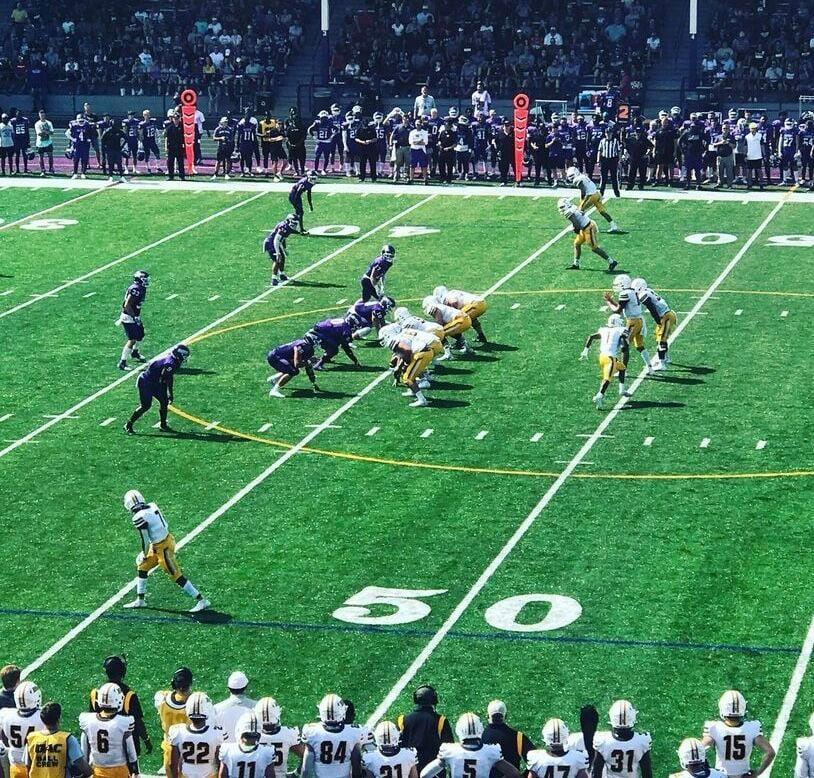 Raiders Sting Yellow Jackets in Home Opener