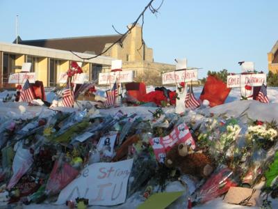 Post NIU Shooting in 2008
