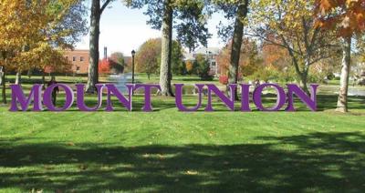 Mount Union Sign