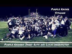 Purple Raider Sitdown: Jared Ruth and Lucas Herrington