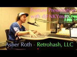 Asher Roth - Raider Radio interview