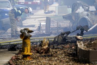 Southern California Plane Crash