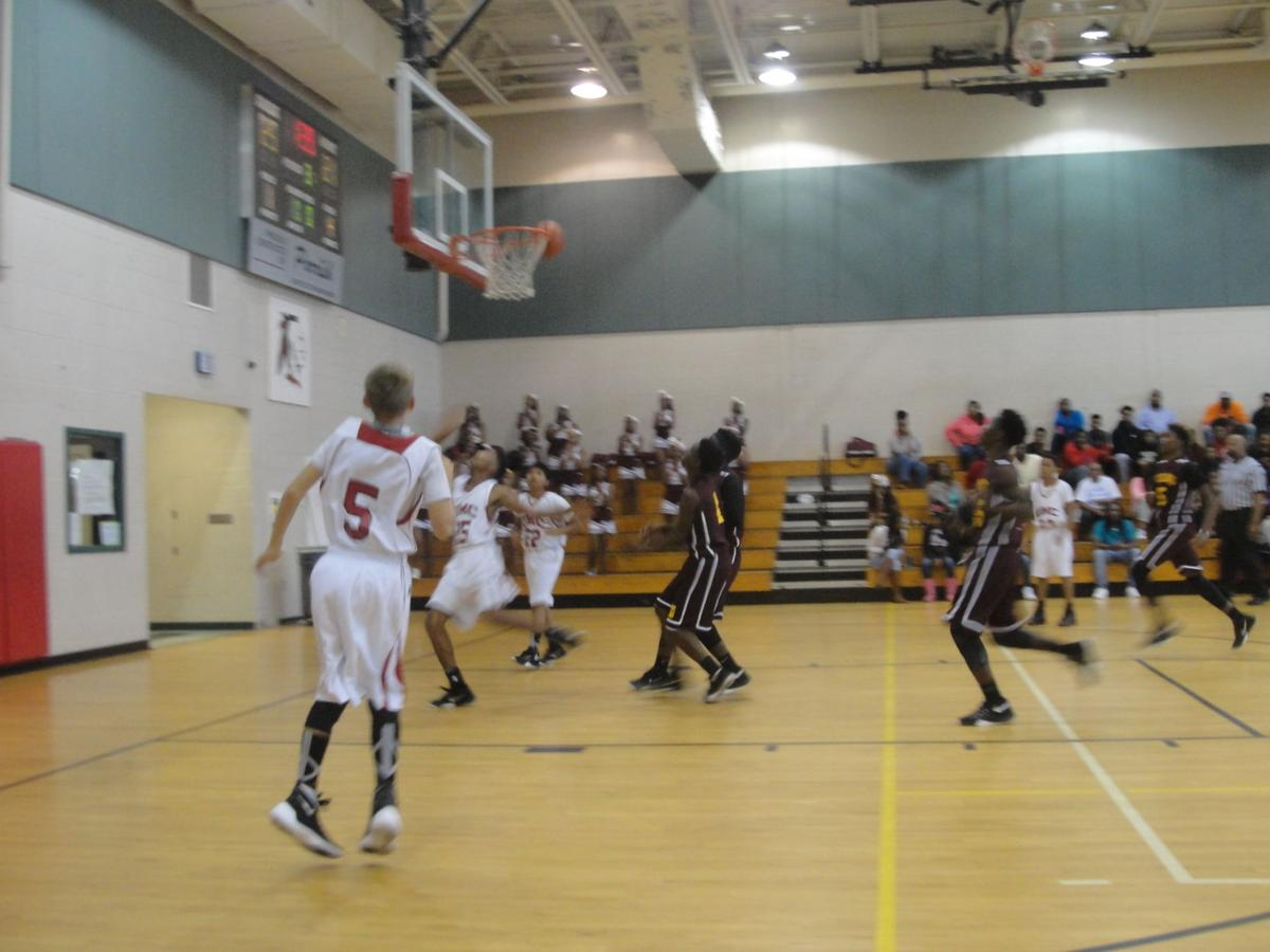 Slideshow Oak Hill Middle School Hosts Basketball