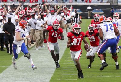 Florida Georgia Football