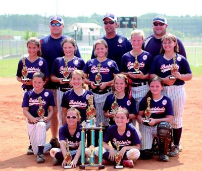 Ten-and-under All-Stars win first Dixie Youth State crown