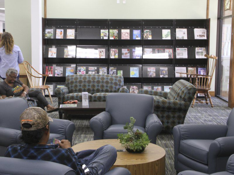 Roddenbery Library to hold grand reopening