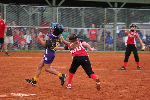 Baldwin County Hosts State Dixie Youth Softball Tournament