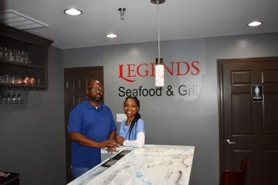 Legends Seafood & Grill