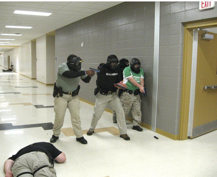 Backpacks & Bulletproof Vests