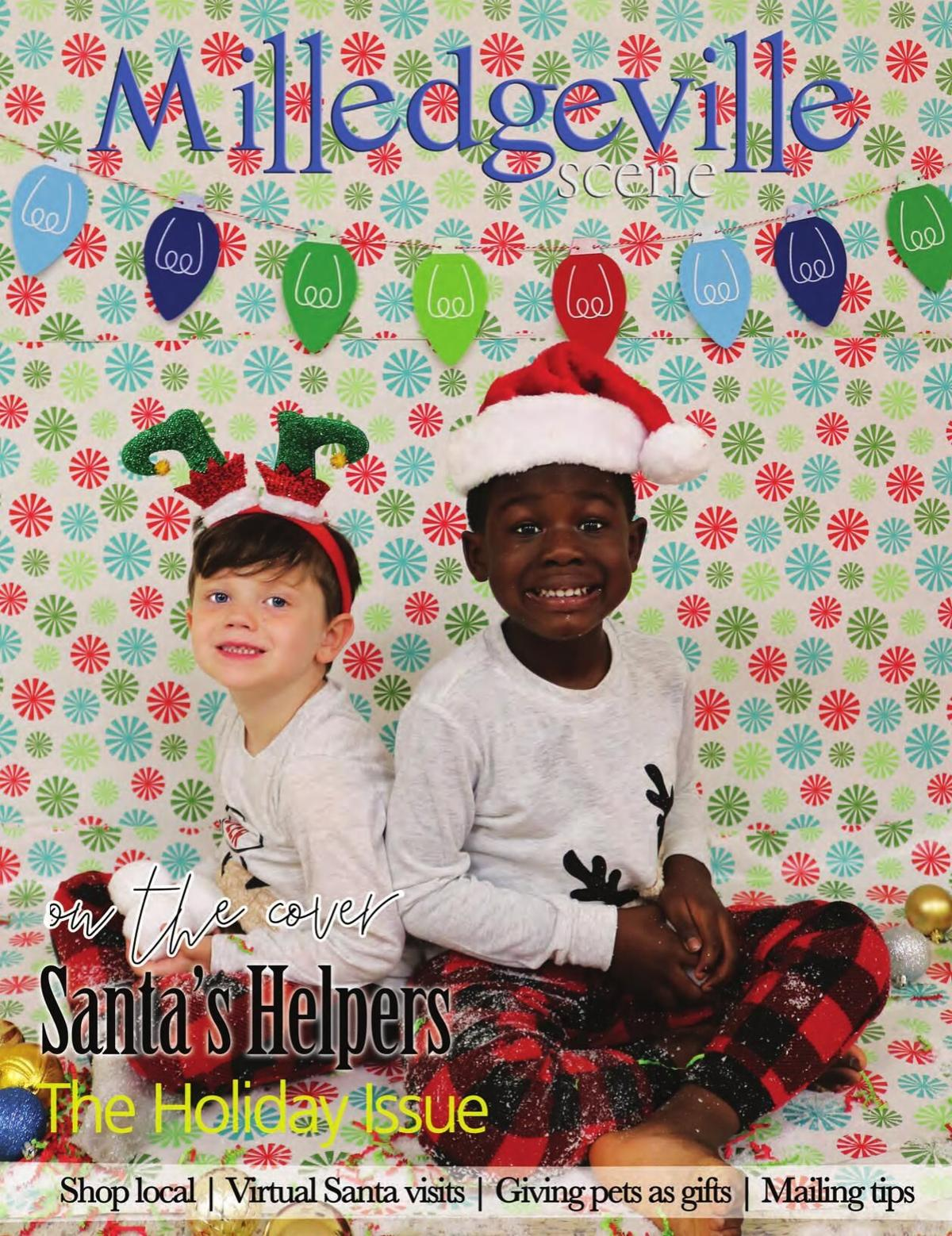 Milledgeville Scene The Holiday Issue 2020