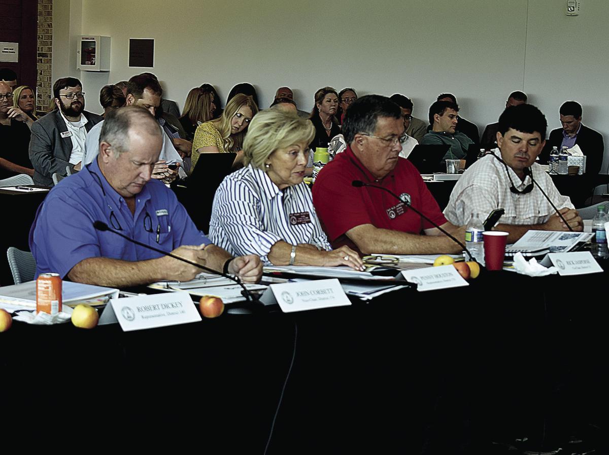 Rural Development Council members