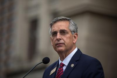 Secretary of State Brad Raffensperger