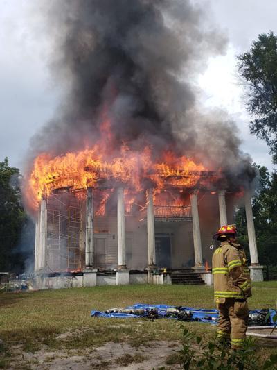 Stevens fire