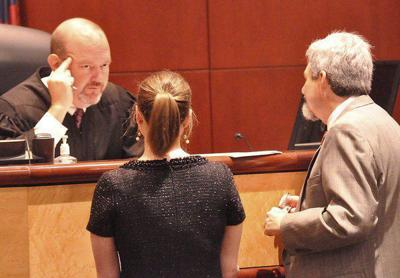 Accused murderer waives arraignment, trial set for Sept. 9