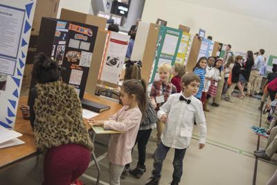 GC Science fair