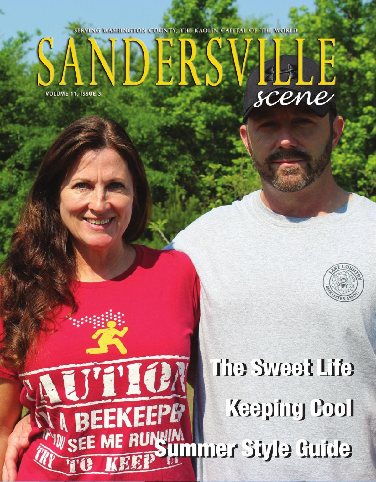 Sandersville Scene 2nd Quarter 2018