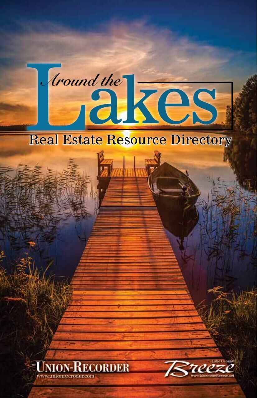 Around the Lakes