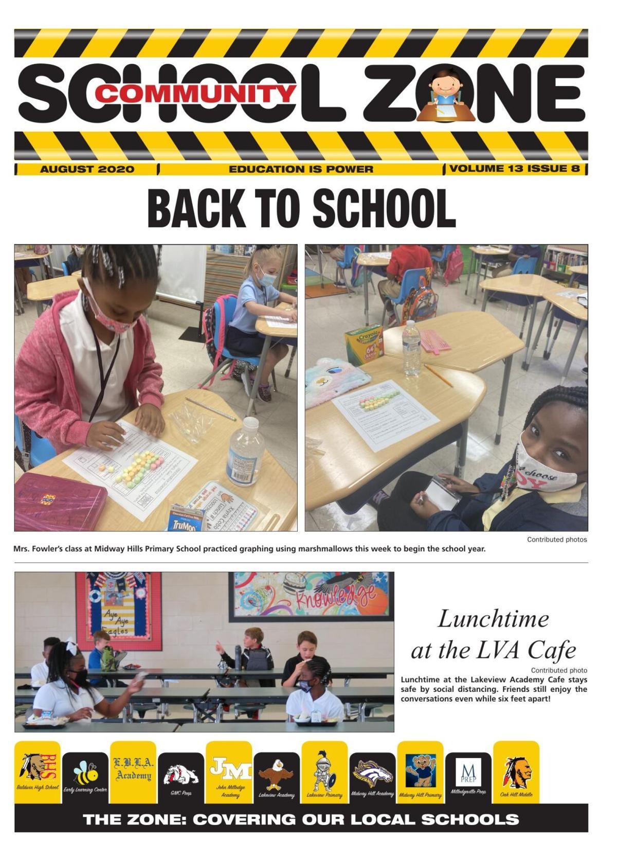Community School Zone August 2020