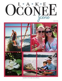 Lake Oconee Scene 1 2018