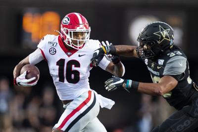 Georgia Vanderbilt Football