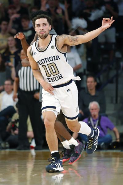 Louisville Georgia Tech Basketball