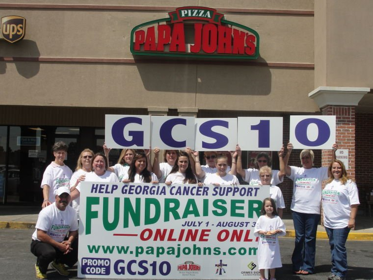 GCS, Papa John's partnership supports cancer patients | Archives