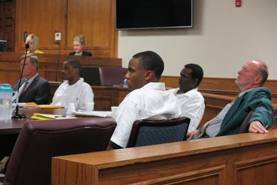 Hancock inmate murder trial