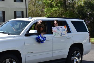 MHP teacher parade
