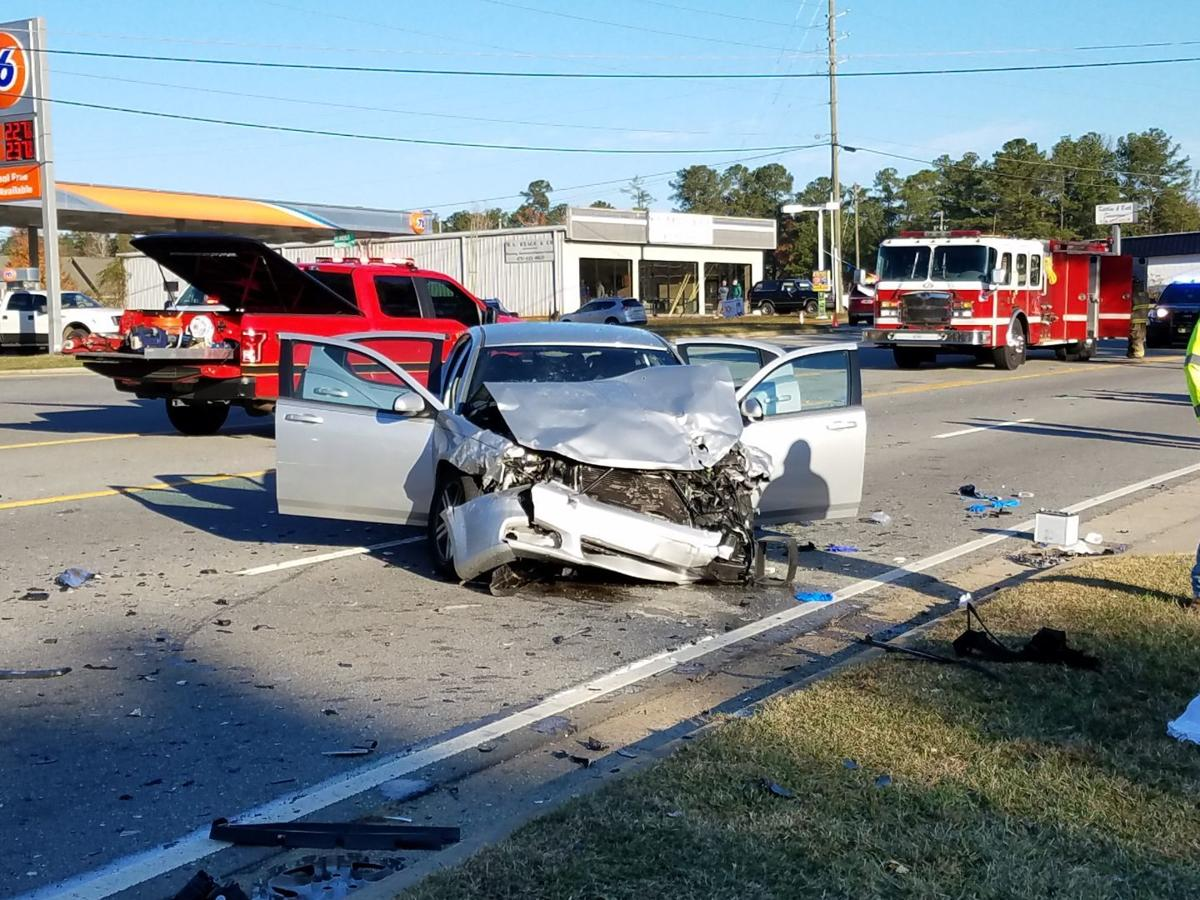 UPDATE: Five injured, child, 6, killed in two-car collision