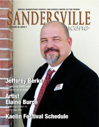 Sandersville Scene 3rd Quarter 2017