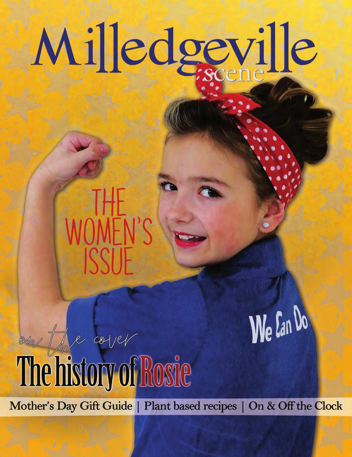 Milledgeville Scene Women's Issue