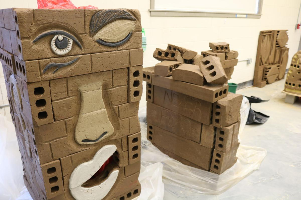 Grassmann Ceramic Studio partners with Cherokee Brick