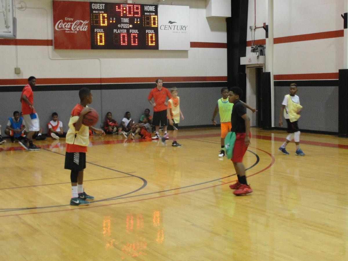 gmc prep hosting free boys u0027 basketball camp sports