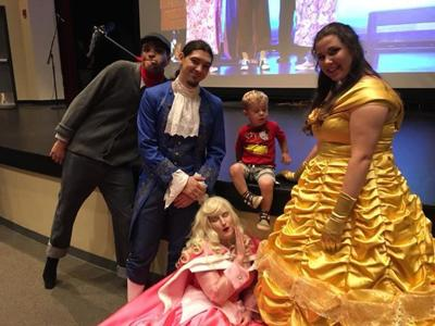 Disney cabaret
