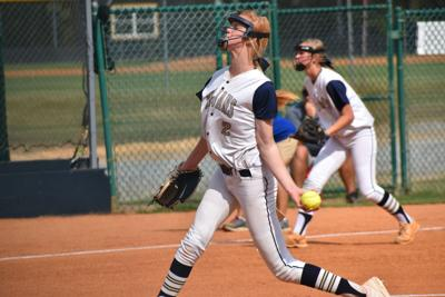 jma softball vs trinity