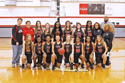GMC Prep girls basketball