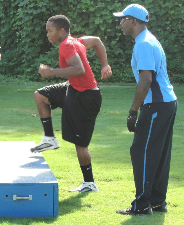 OTC Speed Clinic enhancing the play of local athletes