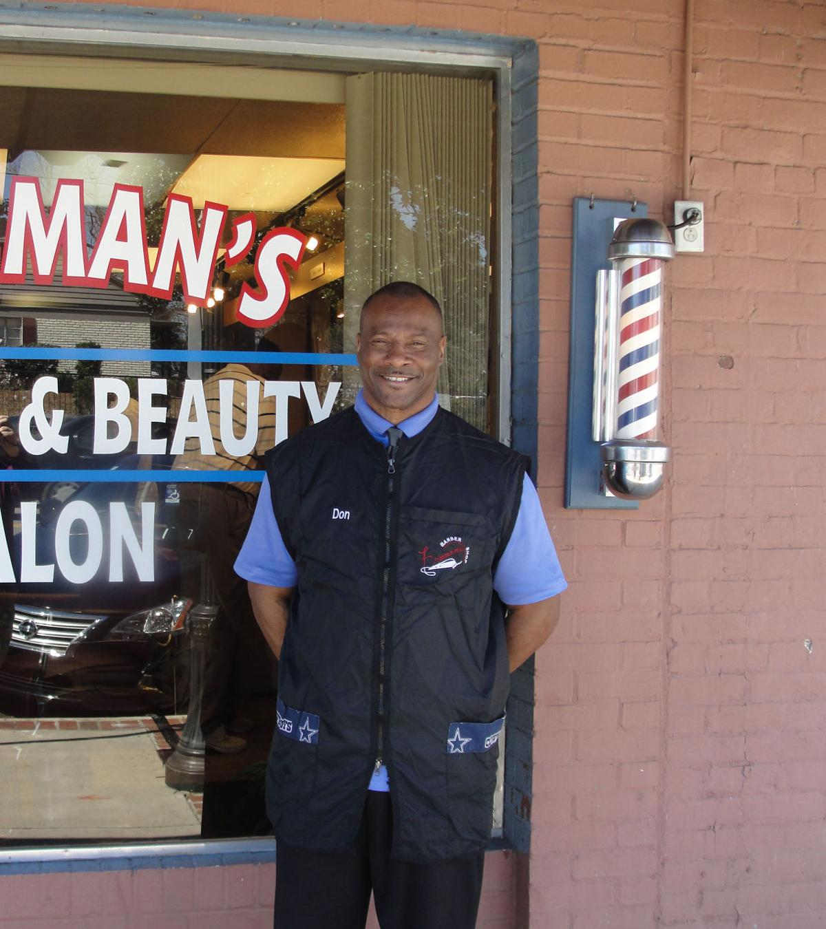 Freemans Barber Shop Has Long History In Milledgeville News
